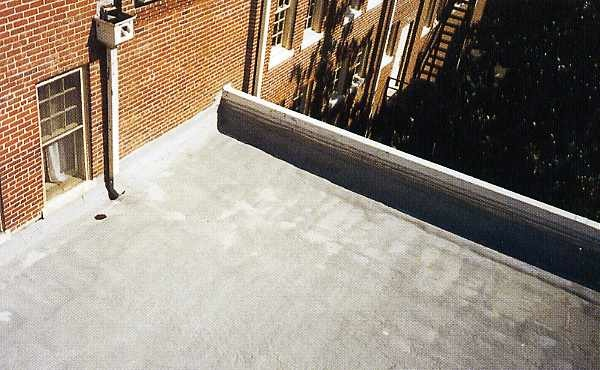 Sprayed In-Place Polyurethane Foam Roofing